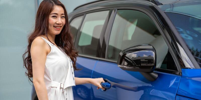 Safely Unlock Your Car Door